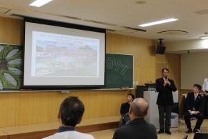 金子日出澄さんからはリオで日本人が8位入賞したオープンウォータースイミングについての説明もいただきました